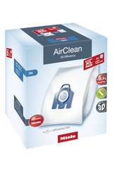 Miele AirClean 3D Efficiency Dustbags Type GN XL Pack
