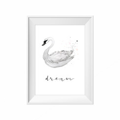 Dream swan