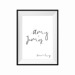 kids print wall décor art nursery art babys room décor whimsical pictures inspirational words customised bespoke forever motif
