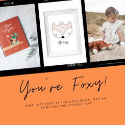 Bebe Gift Pack - Foxy