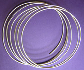 "12 gauge 9999 Pure Silver Wire 120"" length"