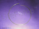 """12 gauge 9999 Pure Silver Wire 12"""" Length"""