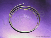 """12 gauge 9999 Pure Silver Wire 36"""" Length"""