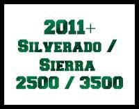 2011+ Chevrolet GMC Sierra 2500 / 3500 Lift Kits