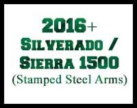 2016+ Silverado Sierra Lift Kits