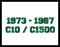 1973 - 1987 Standard Cab 2WD Drop Kits