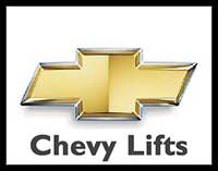 Chevrolet Lift Kits