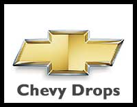 Chevrolet Drop Kits