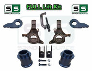 "00 - 06 Chevrolet GMC SUV Yukon Tahoe Suburban 5"" / 3"" Lift Kit Spindle TOOL EXT"