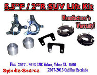 "07 - 13 GMC Yukon / XL 1500 Cadillac Escalade 5.5"" / 2"" Lift Kit Spindle Spacer"