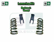 "1973 - 1987 Chevrolet Chevy GMC C10 C15 C1500 2"" / 2"" Lowering Drop Kit Coils"