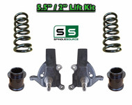 "1997 - 2002 Ford Expedition V8 2WD 5.5"" / 2"" inch Spindles LIFT COILS KIT"