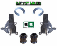 "1997 - 2002 Ford Expedition 2WD 5.5"" / 2"" inch Spindle Coil Spacers LIFT KIT"