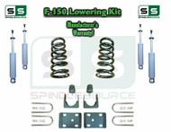 "1997 - 03 Ford F-150 F150 V8 Reg Cab 2WD 3"" / 6"" Drop Lowering Kit Coils SHOCKS"
