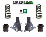 "1997 - 2002 Ford Expedition V8 2WD 5.5"" / 3"" inch Spindles LIFT COILS KIT"