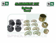 1999 - 2018 Chevrolet GMC 1500 Alignment Kit Lifted / Lowered +/- 3 degrees + TOOL