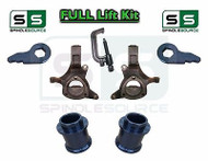 "2000 - 06 Chevy GMC SUV Tahoe Yukon Avalanche 5"" / 2"" Spindle Lift Kit TOOL"