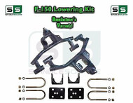 "2004 - 2008 Ford F-150 F150 3"" / 6"" Drop Lowering Kit Control Arms 3/6"