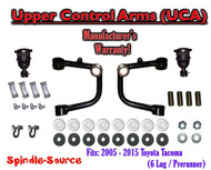 2005 - 2016 Toyota Tacoma 6 Lug / Prerunner UPPER CONTROL ARMS UCA 2WD / 4WD