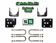 "2015 - 2018 Ford F-150 6"" REAR Axle Lowering Drop Flip Kit 2WD 4WD Truck 15+"