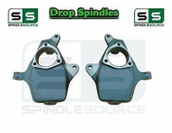 NEW 99-06 Drop / Lowering Spindles PAIR Chevrolet / GMC / Cadillac /GM 1500 2508