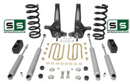 "01-10 Ford Ranger 2WD 6""/ 3"" Lift Kit 4 Cyl Spindles/Coils/Lift Blocks/4 Shocks"