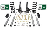"01-10 Ford Ranger 2WD 6""/3"" Lift Kit 6 Cyl Spindles/Coil Springs/Blocks/4 Shock"