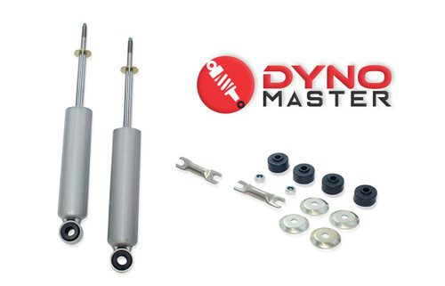 """Front Lift Shock Set For 5"""" Coils/Spacer/Spindle FITS 99-06 Silverado/Sierra 2WD"""