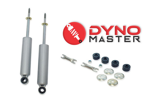 """Front Lift Shock Set For 6"""" Coils/Spacer/Spindle FITS 99-06 Silverado/Sierra 2WD"""