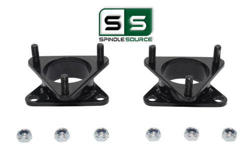 "2"" LIFT FRONT STRUT SPACERS FITS 15-18 GM COLORADO / CANYON 4WD"