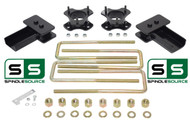 "3""/2"" STRUT SPACERS , BLOCKS, KIT FITS 2004 - 2008 Ford F-150 2WD"