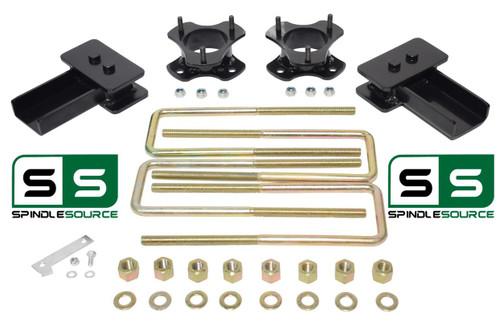 """3""""/2"""" STRUT SPACERS , BLOCKS, KIT FITS 2004 - 2008 Ford F-150 2WD"""