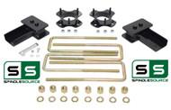 """2.5""""/2"""" STRUT SPACERS ,  REAR BLOCKS KIT FITS 2004 - 2008 Ford F-150 2WD"""