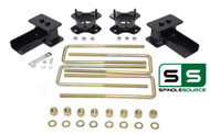 "3""/3"" STRUT SPACERS , BLOCKS, KIT FITS 2004 - 2008 Ford F-150 2WD"