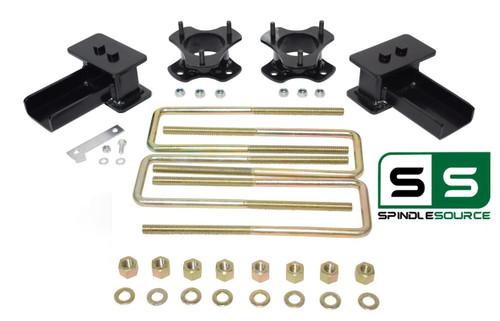 """3""""/3"""" STRUT SPACERS , BLOCKS, KIT FITS 2004 - 2008 Ford F-150 2WD"""