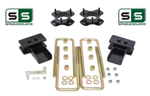 "2.5""/2"" Lift Strut Spacers Blocks Kit Fits 2015 - 2018 Ford F150 2wd"
