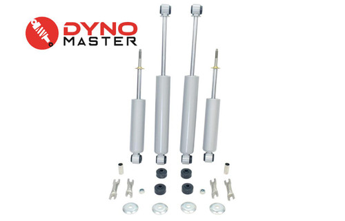"""Shock Kit for 1988 - 1998 Chevy / GMC C1500 w/ Drop Spindle Shackles 2"""" / 2"""" 2WD"""