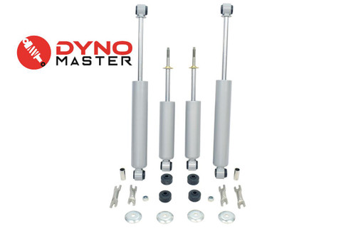 """Lift Shocks For 88-98 Chevy/GMC C1500 w/Coils or Spacer + Shackles 2-3"""" / 1"""" 2WD"""