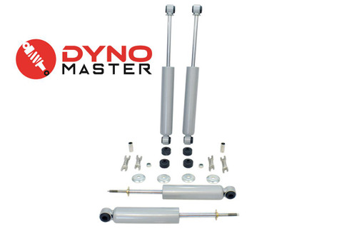 """Lift Shocks For 88-98 Chevy/GMC C1500 w/Spindle Blocks or Shackles 4"""" / 2-3"""" 2WD"""