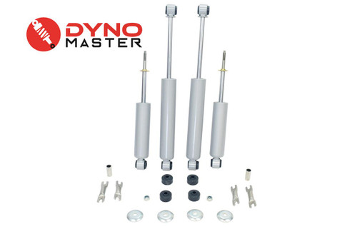 """Lift Shocks For 88-98 Chevy/GMC C1500 w/Spindle or Spacer+Shackles 5-6""""/2-3"""" 2WD"""