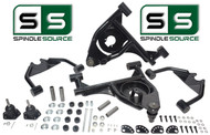 "1999-2006 Chevrolet Silverado / GMC Sierra 1500 2WD 4"" Drop Arms SET (Uppers / Lowers)"