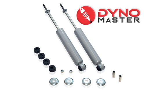 """Front Drop Shock Set For 2"""" Lowering Coils on 94 - 01 Dodge Ram 1500 2WD"""