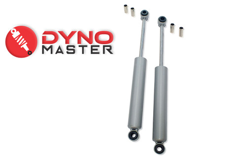 """Rear Drop Shock Set For 3"""" - 4"""" Drop (1"""" - 2"""" Shackles and 2"""" Drop Hangers) on 94 - 01 Dodge Ram 1500 2WD"""