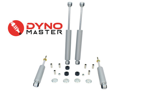 "Drop Shock Kit For 2"" / 5"" Drop (Spindles, Flip Kit, and Lift Shackles) on 94 - 01 Dodge Ram 1500 2WD"