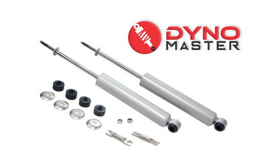"""Front Drop Shock Set For 1"""" Lowering Coils on 02 - 08 Dodge Ram 1500 2WD"""
