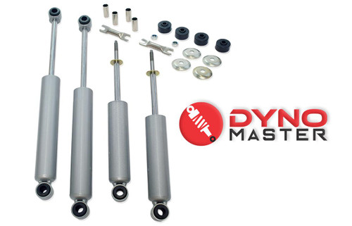 "Drop Shock Kit For 2"" / 1"" - 2"" Drop (2"" Spindles and 1"" - 2"" Shackles) on 02 - 08 Dodge Ram 1500 2WD"
