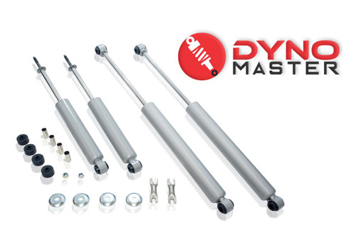 "Drop Shock Kit For 4"" / 6"" Drop (Coils, Spindles and Flip Kit) on 02 - 08 Dodge Ram 1500 2WD"