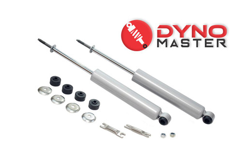 """Front Drop Shock Set For 1"""" Lowering Coils on 09 - 18 Dodge Ram 1500 2WD"""