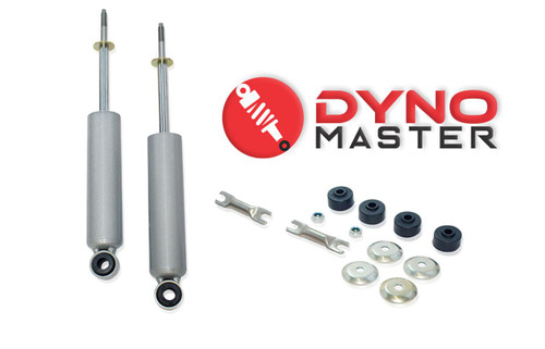 "Front Drop Shock Set For 5"" Drop (3"" Coils and 2"" Spindle) on 09 - 18 Dodge Ram 1500 2WD"