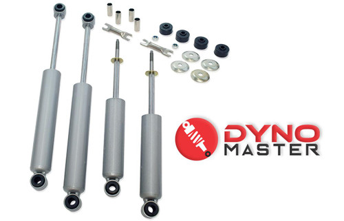 """Drop Shock Kit For 2"""" / 2"""" Drop (2"""" Spindle and 2"""" Coils) on 09 - 18 Dodger Ram 1500 2WD"""